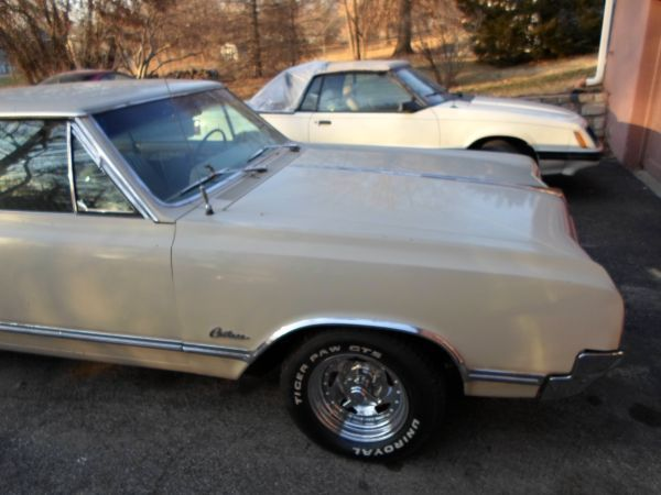1965 Cutlass 2door