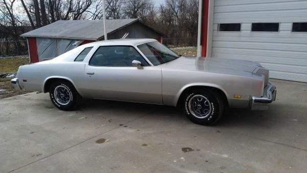 Original 1976 Cutlass