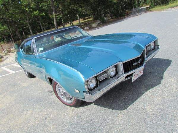 Olds 1968 442