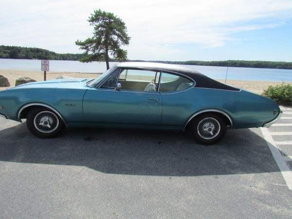 Camaro Fixer Upper: OldsmobileCENTRAL.com