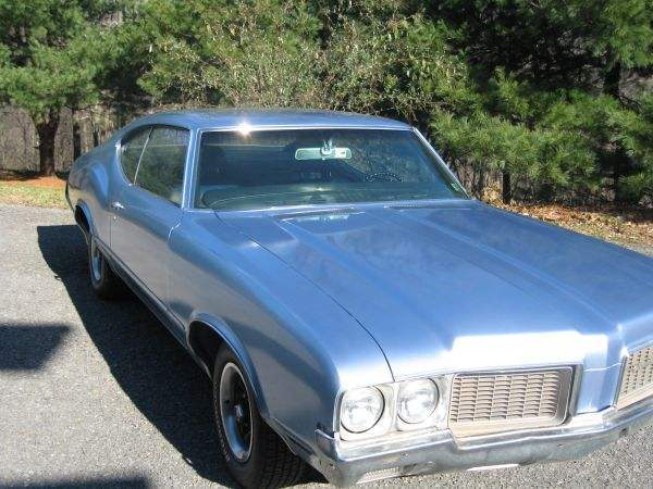 1970 Olds Cutlass Coupe
