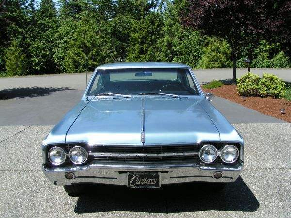1965 Oldsmobile Cutlass F-85