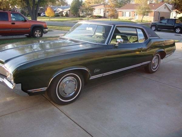 1970 Cutlass Supreme Original