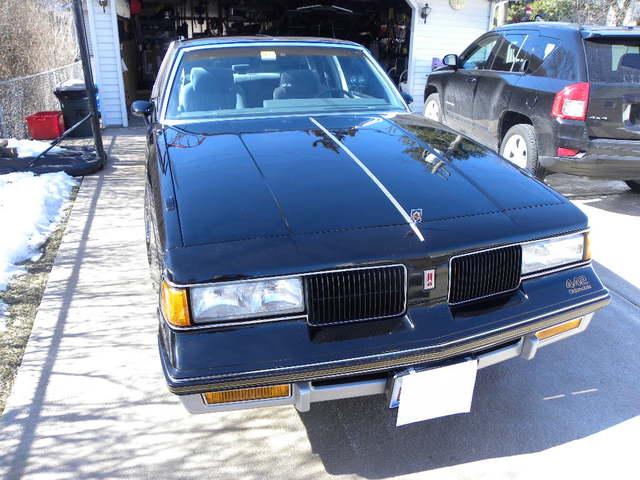 1987 442 W/ T Tops