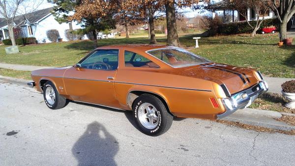 1973 Olds Cutlass S