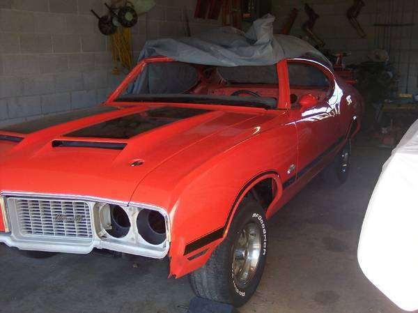 1970 W31 Cutlass
