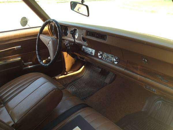 1972 Numbers Matching Cutlass Supreme Skokie Il