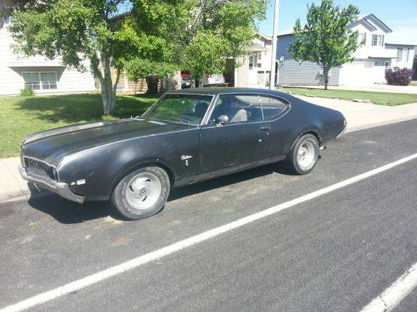 1969 Cutlass