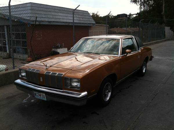 1978 Cutlass Supreme
