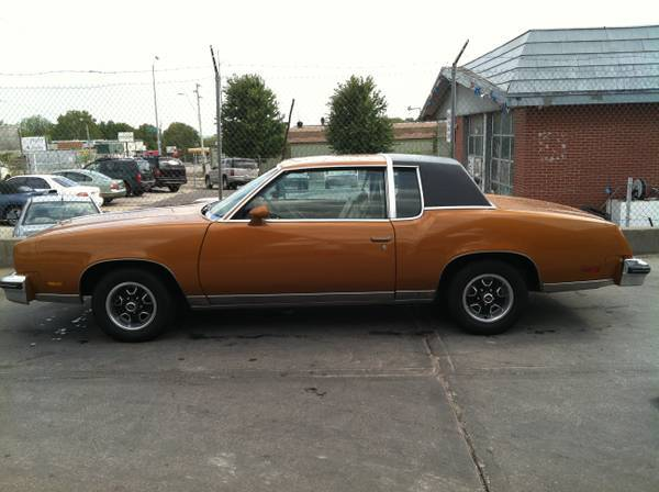 1978 cutlass supreme kansas city mo for 78 cutlass salon