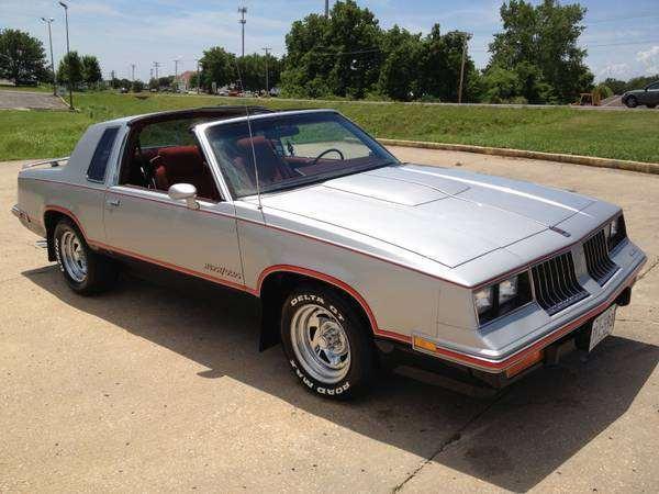1984 Hurst Olds