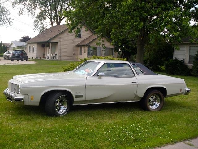 1975 cutlass supreme warren mi for 1975 oldsmobile cutlass salon