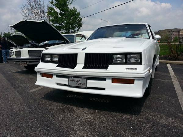 1984 Hurst Olds Aero Commemorative