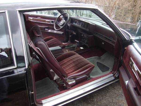 1985 cutlass 442 hardtop cortlandt manor ny for 85 cutlass salon