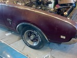 68 Cutlass Coupe Project