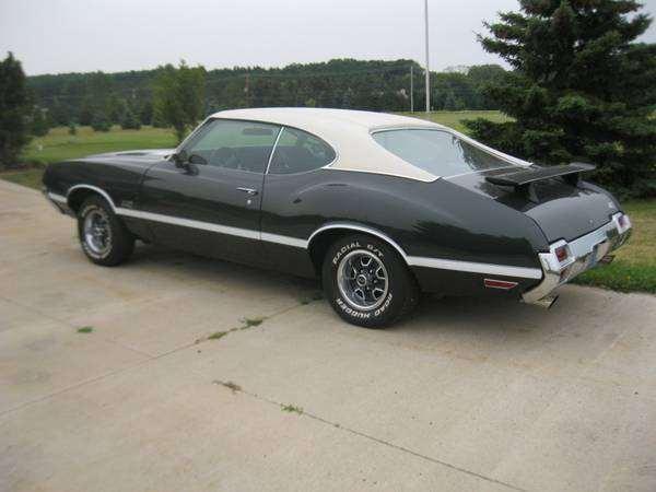 1971 Cutlass 442