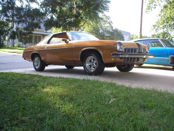 1973 Oldsmobile Cutlass S