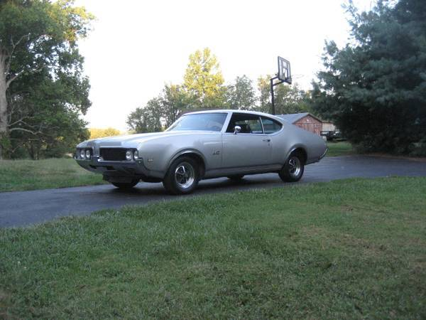 1969 Olds 442 Sell/Trade