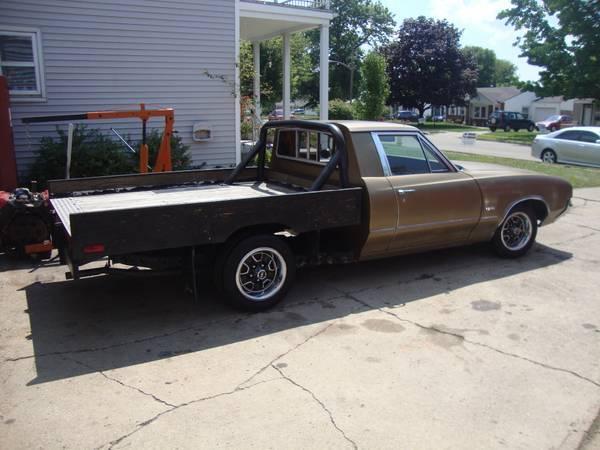 1970 Olds Cutlass (Truck)