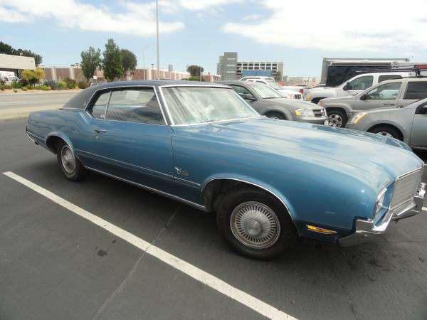 1972 Oldsmobile Cutlass Supreme San Franciso Ca
