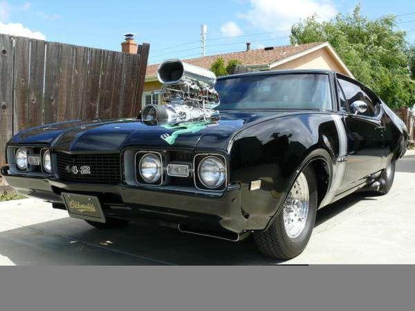 1968 olds 442 muscle car pleasanton ca oldsmobilecentral com