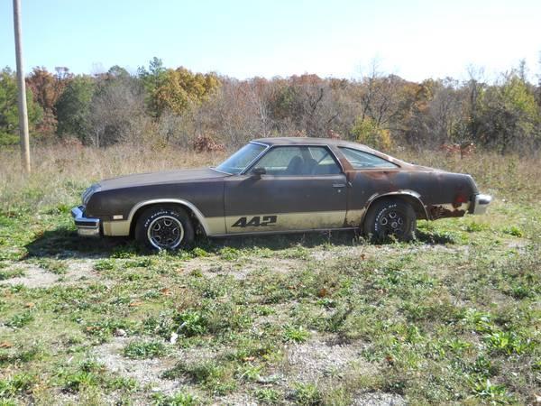 1977 442 Oldsmobile