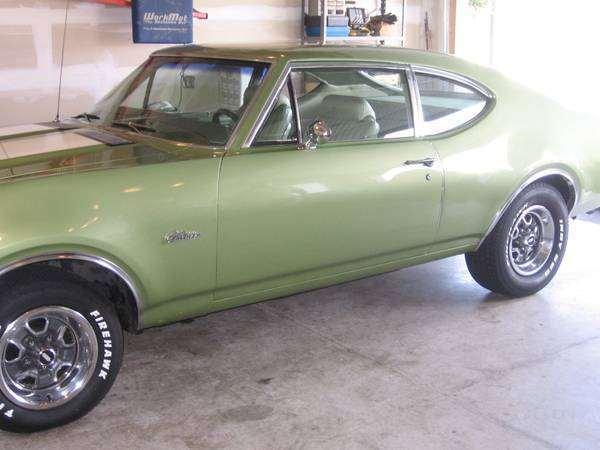 1969 Olds Cutlass