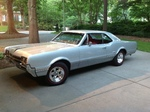 1966 Cutlass Holiday Coupe