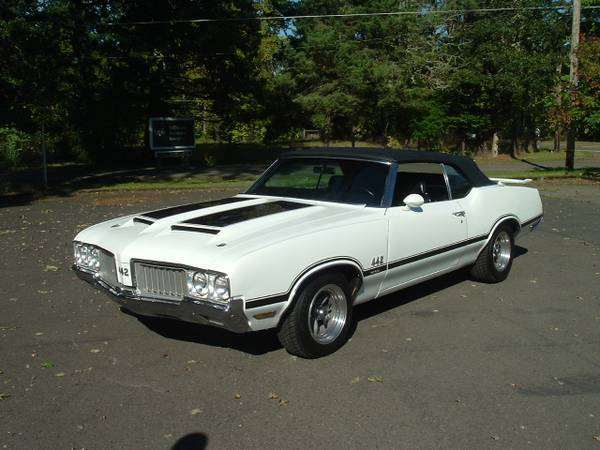 1970 Cutlass Convertible (442 Clone)