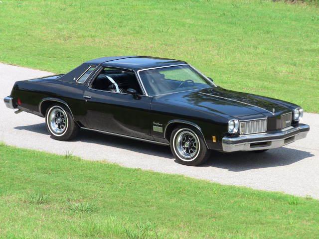 1975 Cutlass Supreme