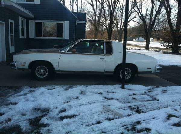 1980 Oldsmobile 442 W30