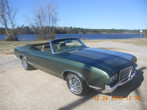 1971 Cutlass Convertible