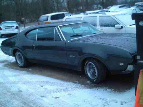 1968 Olds Cutlass