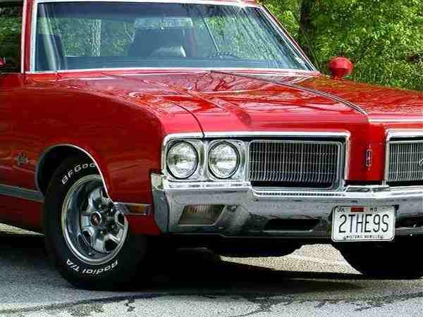 1970 Cutlass Supreme - Original Show-Quality
