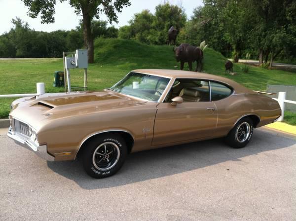 1970 Cutlass S Loaded