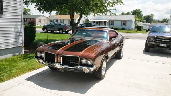 1971 Olds Cutlass Sale or Trade