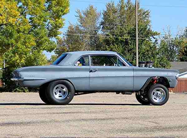 Build And Price Chevy >> 1961 Olds Cutlass Gasser (Thornton, CO) | OldsmobileCENTRAL.com
