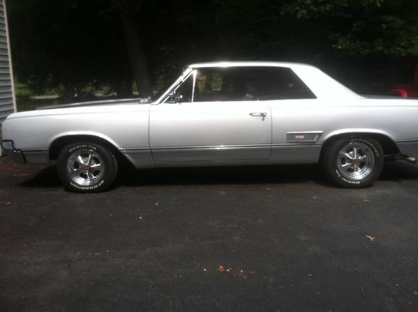 1965 Olds 442 - Trades