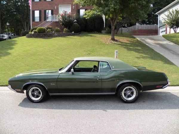 1972 Cutlass Supreme Helena Al