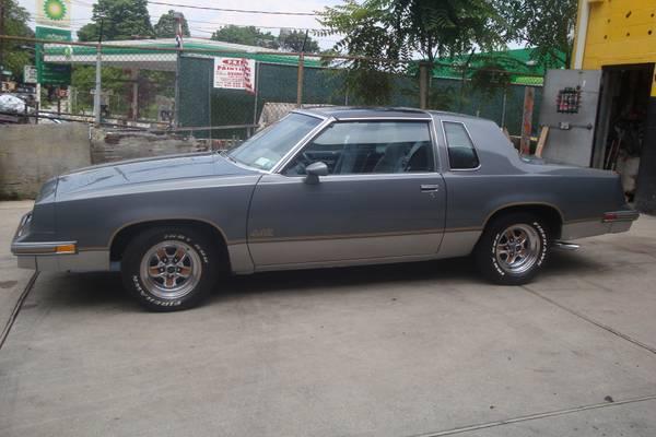 1985 Olds Cutlass 442 Excellent