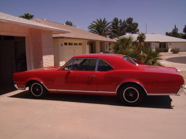 1967 Oldsmobile 44