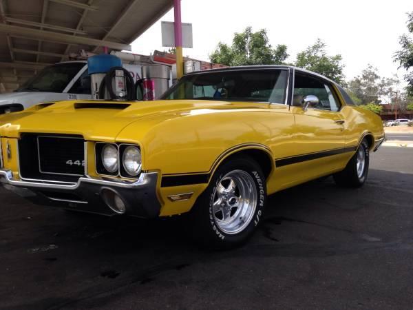 1972 Oldsmobile Cutlass Supreme Tempe Az