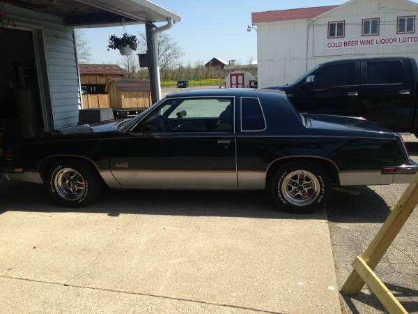 1987 Olds Cutlass 442