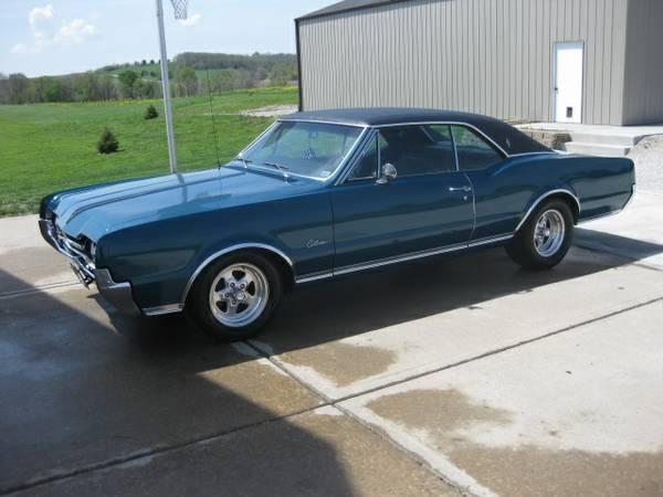 1967 Cutlass