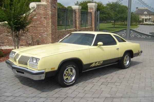 1976 oldsmobile 442 for 1976 oldsmobile cutlass salon for sale