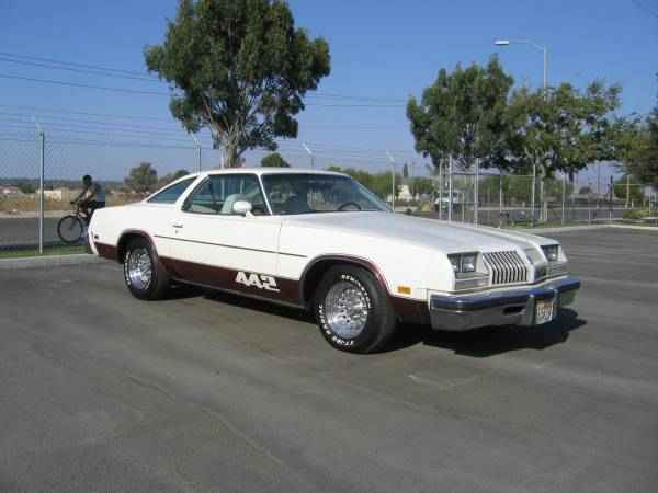 1976 oldsmobile 442 for 1976 cutlass salon