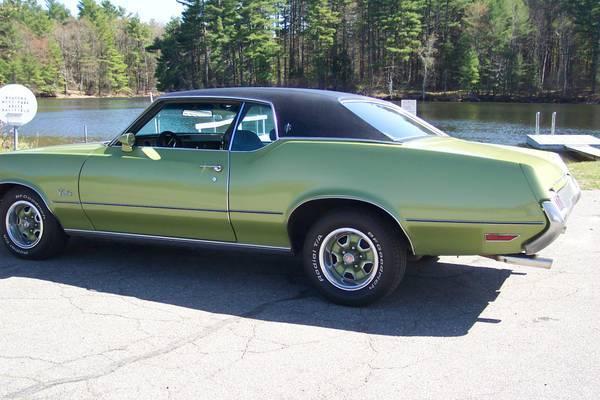 1972 Cutlass Supreme Gardiner Me