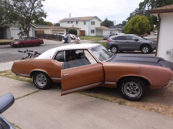 1971 Olds Cutlass Supreme