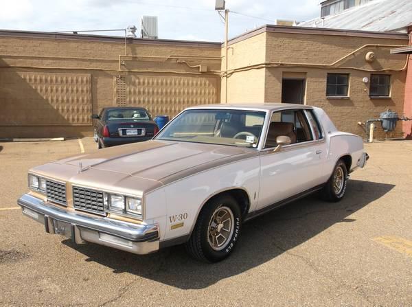 1980 Olds 442 W-30