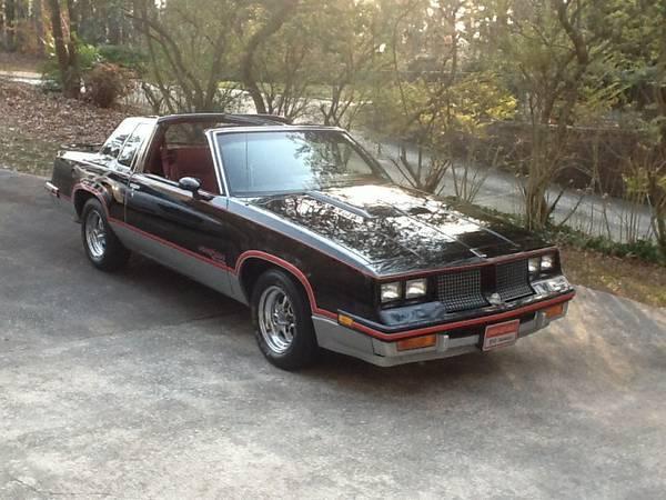 1983 Hurst Olds 442